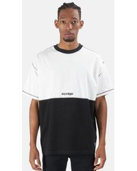 Stampd Myb Colorblock T-shirt - White