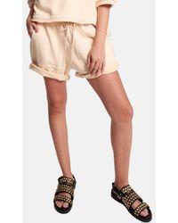 One Teaspoon Island Sweat Shorts - Multicolour