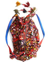 Simone Camille - Textile Moon Bag - Lyst