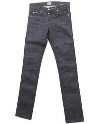 Naked & Famous - Skinny Guy In Deep Indigo Selvdge - Lyst