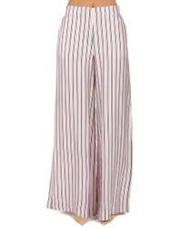 Zimmermann Radiate Relaxed Pant - Pink