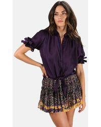 MISA Los Angles Ida Top - Purple