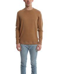 Sunspel Wool Crewneck Sweater Sweater - Multicolor