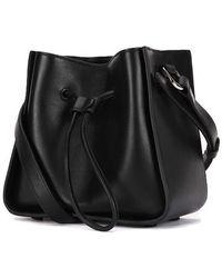 3.1 Phillip Lim Soleil Mini Drawstring Bucket Bag - Black