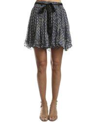 Poupette - Joe Mini Skirt - Lyst