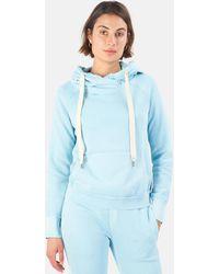 NSF Lisse Pullover Hoodie Jumper - Blue