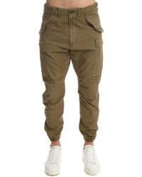 R13 - Military Cargo Pant - Lyst