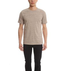 A.P.C. A.p.c. Jimmy Classic T-shirt - Natural
