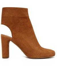 IRO Matyizi Bootie Shoes - Brown