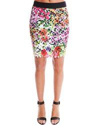 Roseanna Berlin Jupe Fleuri Skirt - Pink