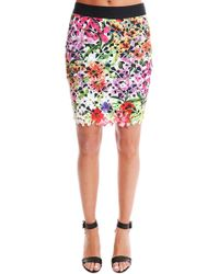 Roseanna - Berlin Jupe Fleuri Skirt - - Lyst