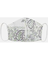 RE/DONE Upcycled Bandana Mask - Multicolour