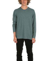 Massimo Alba Crewneck Sweater - Green