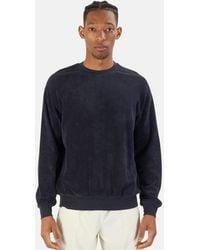 La Paz Cunha Sweatshirt Jumper - Blue