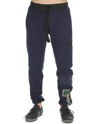 Longjourney T2 Utility Sweatpants - Blue