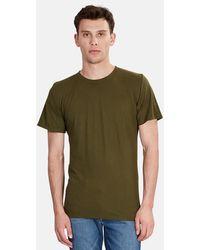 Jungmaven Basic T-shirt - Green