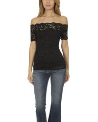 L'Agence - Helena Top - Lyst