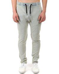 Zanerobe Salerno Flex Chino Pants - Gray