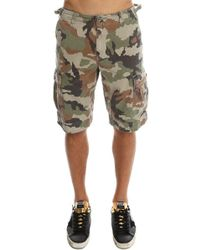 Stussy Authentic Outer Gear Camouflage Shorts - Multicolour