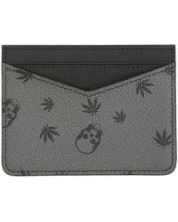 Lucien Pellat Finet Card Case - Gray