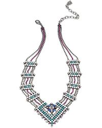 DANNIJO Evora Necklace - Multicolor