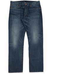 3x1 Washed Red Caste Selvedge - Blue