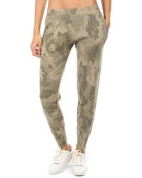 ATM Camo Jumper Trousers - Green