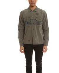 Remi Relief - Military Shirt Aloha - Lyst