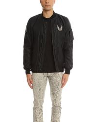 Lucien Pellat Finet - Flight Jacket - Lyst