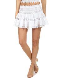Charo Ruiz Greta Skirt - White