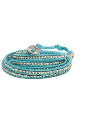 Chan Luu - Leather Wrap Bracelet - Lyst