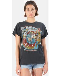 MadeWorn Rolling Stones Tattoo You Tour '81 T-shirt - Multicolour