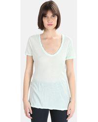 V :: Room Jersey T-shirt - Multicolour