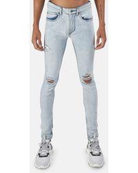 Zanerobe Snapshot Denimo Pants - Blue