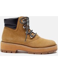 3.1 Phillip Lim Dylan Hiking Boot Shoes - Multicolour