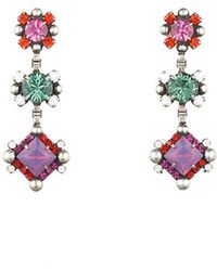 DANNIJO Luana Earrings - Multicolour