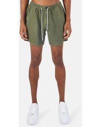 President's Bermuda New Tripoli Shorts - Green