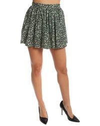 Roseanna Lou Clover Skirt - Green