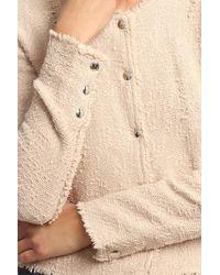 IRO Agnette Jacket Pink Sand - Multicolor