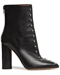 IRO Bk Boot Shoes - Black