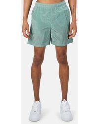 Stone Island Nylon Metal Shorts - Blue