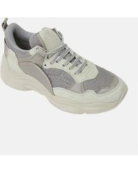 IRO Curverunner Trainers Shoes - Green