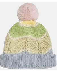 LoveShackFancy Dani Hat - Multicolor