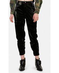 RTA Harlan Pilot Trousers - Black