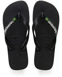 Havaianas - Brasil Logo, Unisex Adult's Flip Flops - Lyst