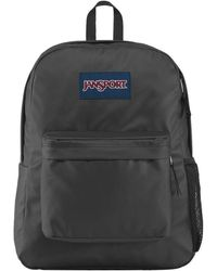 Jansport - Hyperbreak Black Matte Backpack - Lyst