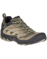 new style 253b5 d658a Merrell - Shoes Chameleon 7 J12771 Dusty Olive - Lyst