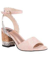 Muk Luks - Women's Priscilla Ankle Strap Sandal - Lyst