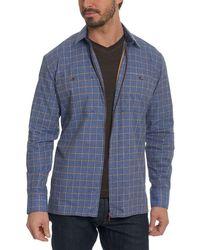 Robert Graham - Classic Fit Auburn Shirt Jacket - Lyst