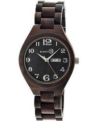 Earth Wood - Sapwood Bracelet Watch - Lyst